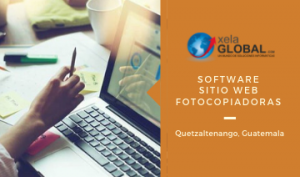 Software-Web-Fotocopiadoras-Xela Global