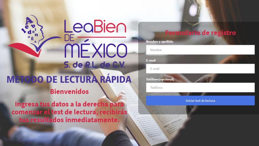 Portafolio Web #XelaGlobal - Lea Bien Mx